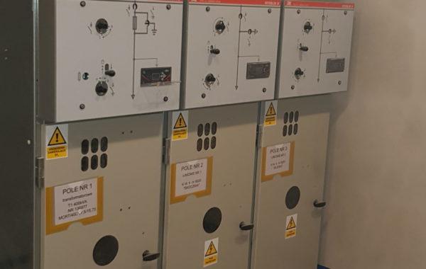Instalacja elektryczna, strukturalna z systemem SAP w Zakopanem